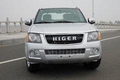 金龙 海格 2011款 两驱 2.4L汽油 双排皮卡 卡车图片