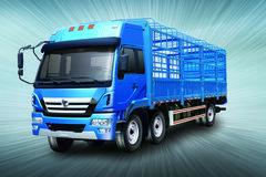 徐工 瑞龙重卡 180马力 6X2 仓栅载货车(NXG5161CSY3)  卡车图片