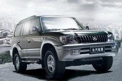 北汽 陆霸 2012款 2.5L柴油 四驱 双排皮卡
