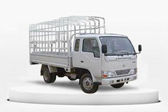长安跨越 威豹 103马力 4.4米排半仓栅载货车(SC5050CHW31) 卡车图片