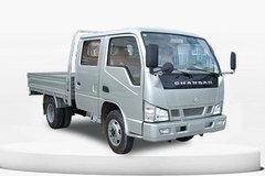长安跨越 威豹 70马力 2.4米双排栏板轻卡 卡车图片