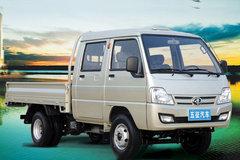 飞碟奥驰 奥微 1.8L 54马力 4X2 柴油 双排栏板微卡 卡车图片