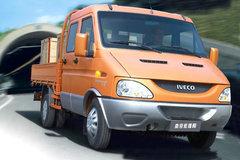 依维柯 欧霸K36 2.8L 125马力 柴油 3.5米双排栏板微卡 卡车图片