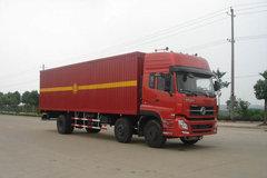 东风商用车 天龙 210马力 6X2 爆破器材运输车(中昌牌)(XZC5200XQY3)