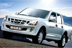 2010款中兴 昌铃 2.2L汽油 双排皮卡(短轴) 卡车图片