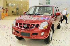 2010款中兴 昌铃 2.4L柴油 双排皮卡 卡车图片