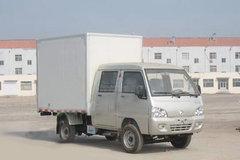 凯马 福运来 52马力 汽油 2.3米双排厢式微卡 卡车图片