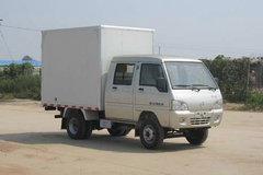 凯马 福运来 87马力 1.3L 汽油 2.54米双排厢式微卡(KMC1036Q26S5)图片
