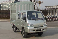 唐骏 赛菱 1.1L 61马力 2.4米双排仓栅式微卡(ZB5030CCQASC0F) 卡车图片