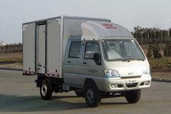 唐骏 赛菱 1.1L 61马力 汽油 2.4米双排厢式微卡(ZB5030XXYASC0F) 卡车图片