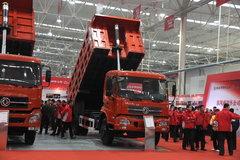 东风商用车 天锦中卡 160马力 4.5米自卸车(DFL3120B) 卡车图片