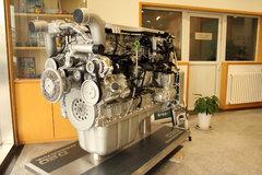 德国曼D2676LF14 欧五 发动机