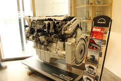 德国曼D2066LF40 440马力 10.52L 国四 柴油发动机