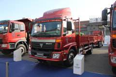 福田 欧曼ETX 3系中卡 150马力 4X2 6.5米栏板载货车(BJ1123VJPFG-S) 卡车图片