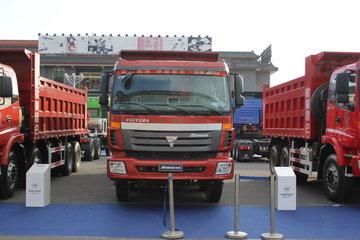 福田 欧曼ETX 9系重卡 430马力 8X4 8.2米自卸车(法士特12挡)(BJ3313DMPKF-AB)