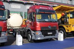 福田 欧曼VT 6系重卡 380马力 6X4牵引车(VT-2490高顶驾驶室)(BJ4258SMFKB-11) 卡车图片