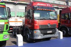 福田 欧曼VT 9系重卡 380马力 6X4牵引车(BJ4258SMFKB-11) 卡车图片