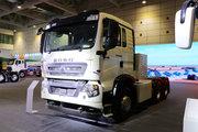 中国重汽 HOWO T5G重卡 25T 6X4无人驾驶纯电动牵引车(ZZ4257N324GZ1BEV)MAT16BG后桥248.2kWh