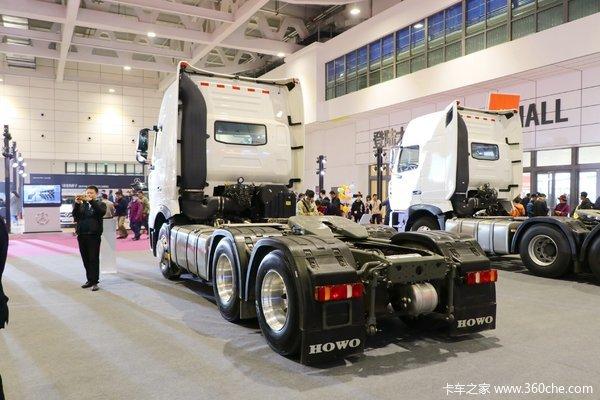 优惠2.8万HOWO广州T7H牵引车两年免息