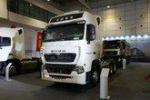 中国重汽 HOWO T7H重卡 500马力 6X4 AMT牵引车(国六)(ZZ4257V324HF1B)