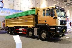 中国重汽 汕德卡SITRAK C7H重卡 440马力 8X4 7.8米自卸车(国六)(ZZ3316N406MF1)