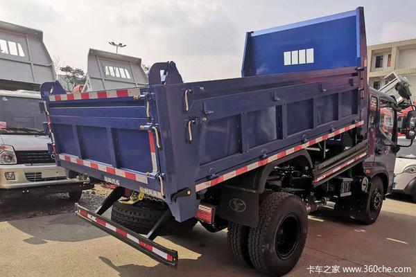 回馈客户时风风驰自卸车仅售11.46万元