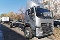 福田 欧航R系(欧马可S5) 220马力 9.78米排半厢式载货车(国六)