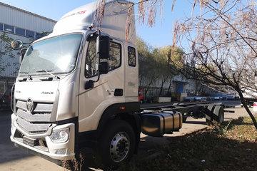 福田 欧航R系 220马力 9.78米厢式载货车(国六)(BJ5186XXY-2M)图片