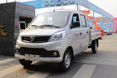 福田 祥菱V 1.5L 115马力 汽油 2.3米双排栏板微卡(国六)(BJ1030V4AV6-01)