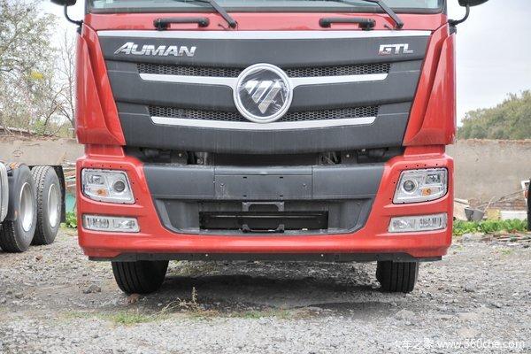 榆林降价促销欧曼GTL牵引车仅售41.50万