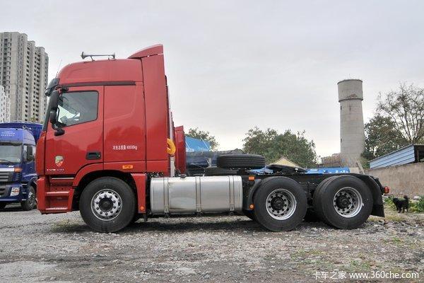 降价促销欧曼GTL牵引车仅售37.45万
