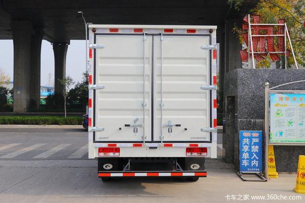 时代H载货车火热促销中 让利高达0.5万