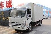 福田 时代H2 115马力 4.15米单排厢式轻卡(BJ5043XXY-J7)
