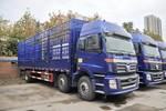 福田 欧曼ETX 5系重卡 245马力 6X2 8米仓栅式载货车(BJ5252CCY-AE)