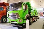 中国重汽 豪瀚N6G重卡 380马力 8X4 7.2米自卸车(ZZ3315N356WE1)