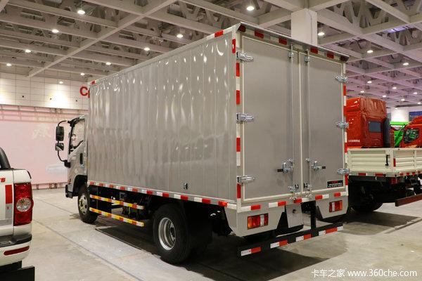 优惠0.3万江铃凯运强劲版载货车促销中
