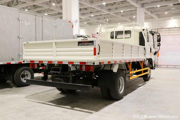 降价促销凯运强劲版载货车仅售10.05万