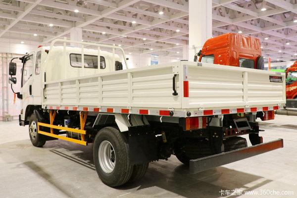 降价促销凯运强劲版载货车仅售10.15万