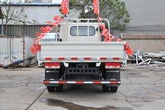 福田 时代H2 110马力 3.67米排半栏板轻卡(BJ1043V9PEA-P7)