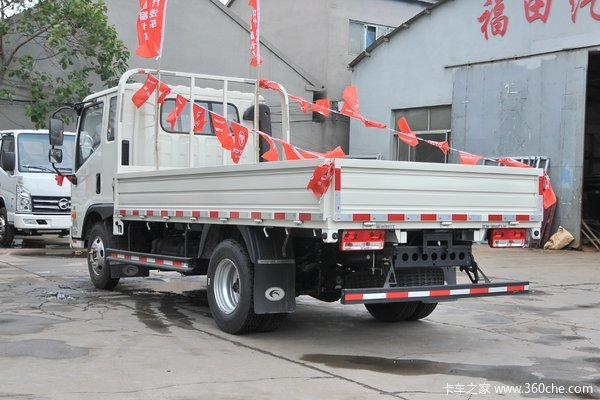 为回馈客户时代H载货车仅售9.19万元起