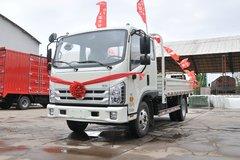 福田 时代H2 110马力 3.67米排半栏板轻卡(BJ1043V9PEA-P7) 卡车图片
