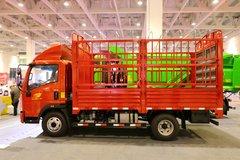 中国重汽HOWO 悍将 科技版 143马力 4.15米单排仓栅式轻卡(ZZ5047CCYF3315E145) 卡车图片