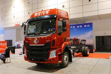 东风柳汽 乘龙H5中卡 245马力 4X2 6.8米仓栅式载货车(LZ5180CCYH5AC1)