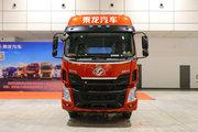 东风柳汽 乘龙H5中卡 220马力 4X2 9.6米翼开启厢式载货车(LZ5180XYKM5AB)