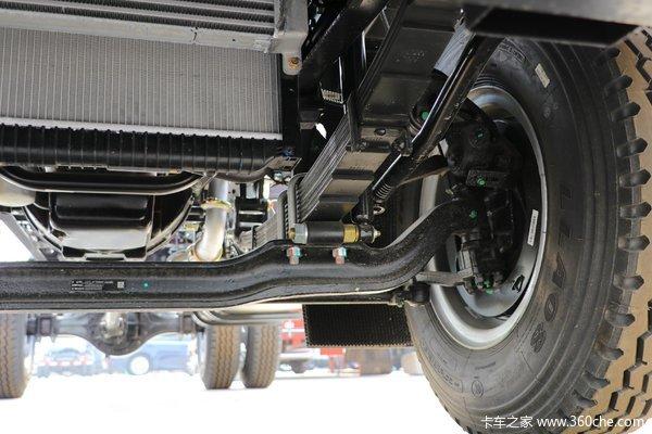 直降5000元中国重汽悍将云内D30动力4.15米单排轻卡