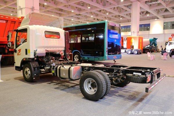 优惠0.5万福州金马豪沃统帅载货车促销中