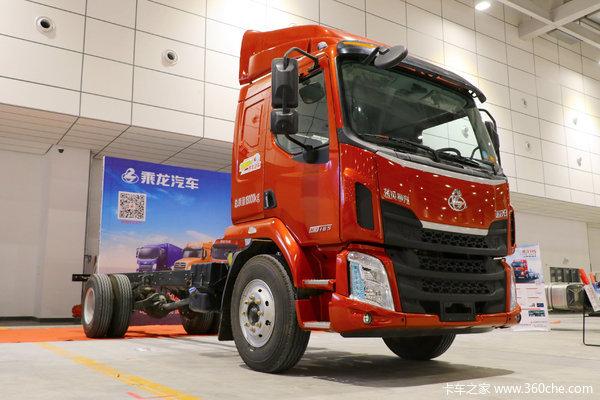 回馈客户呼市新乘龙M3载货车仅售15.10万