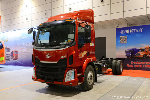 降价促销新乘龙M3载货车仅售18.83万