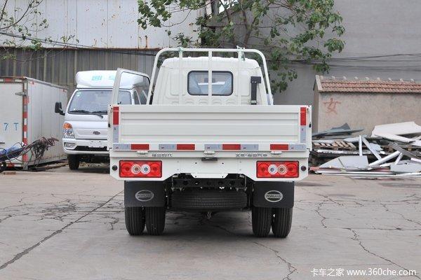 降价促销小卡之星载货车仅售5.68万