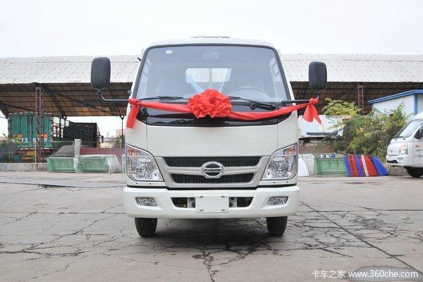 降价促销小卡之星载货车仅售6.27万元起